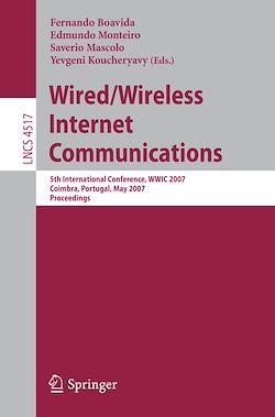 Wired/Wireless Internet Communications