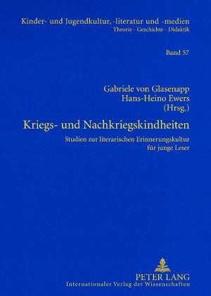 Téléchargez le livre :  Kriegs- und Nachkriegskindheiten