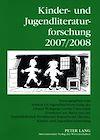Télécharger le livre :  Kinder- und Jugendliteraturforschung 2007/2008