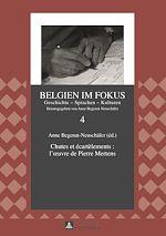 Téléchargez le livre :  Chutes et écartèlements : l'œuvre de Pierre Mertens