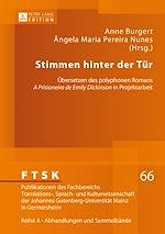 Download this eBook Stimmen hinter der Tuer