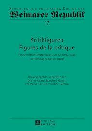 Téléchargez le livre :  Kritikfiguren / Figures de la critique