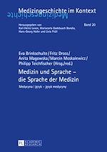 Téléchargez le livre :  Medizin und Sprache – die Sprache der Medizin