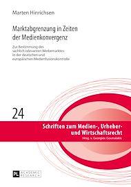 Téléchargez le livre :  Marktabgrenzung in Zeiten der Medienkonvergenz
