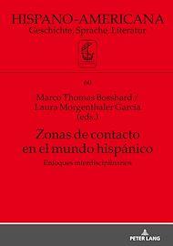 Téléchargez le livre :  Zonas de contacto en el mundo hispánico