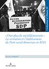 Télécharger le livre :  « Oser plus de social-démocratie » La recréation et l'établissement du Parti social-démocrate en RDA