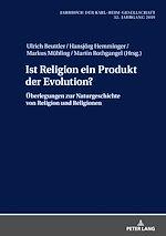 Téléchargez le livre :  Ist Religion ein Produkt der Evolution?