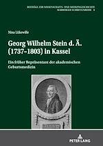 Téléchargez le livre :  Georg Wilhelm Stein d. Ae. (1737-1803) in Kassel