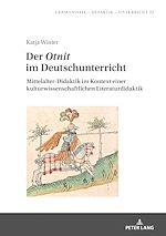 Téléchargez le livre :  Der «Otnit» im Deutschunterricht