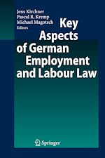 Download this eBook Key Aspects of German Employment and Labour Law