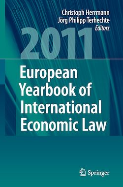European Yearbook of International Economic Law 2011