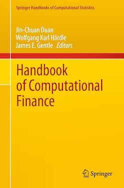 Handbook of Computational Finance