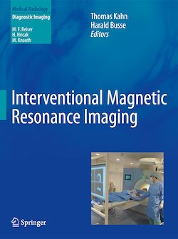 Interventional Magnetic Resonance Imaging