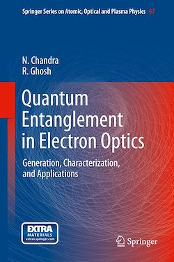Quantum Entanglement in Electron Optics