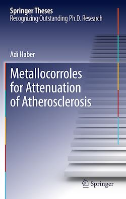Metallocorroles for Attenuation of Atherosclerosis