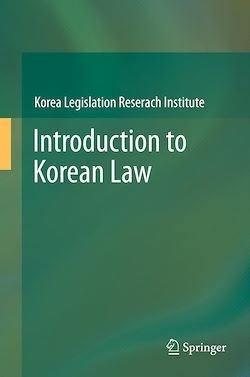 Introduction to Korean Law