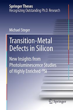 Transition-Metal Defects in Silicon