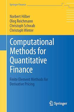 Computational Methods for Quantitative Finance