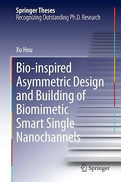 Bio-inspired Asymmetric Design and Building of Biomimetic Smart Single Nanochannels