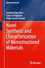 Download this eBook Novel Synthesis and Characterization of Nanostructured Materials