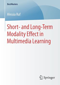 Short- and Long-Term Modality Effect in Multimedia Learning