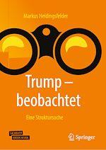 Téléchargez le livre :  Trump - beobachtet