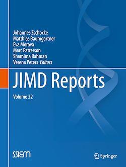 JIMD Reports, Volume 22
