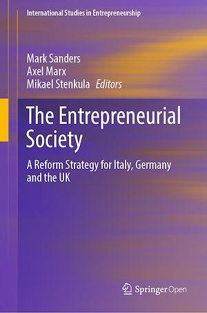 Téléchargez le livre :  The Entrepreneurial Society