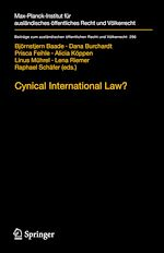 Download this eBook Cynical International Law?