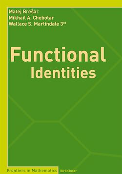 Functional Identities
