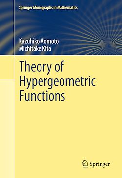 Theory of Hypergeometric Functions