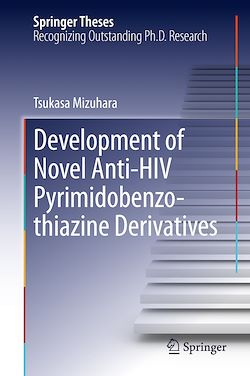 Development of Novel Anti-HIV Pyrimidobenzothiazine Derivatives