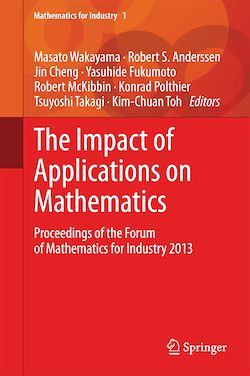The Impact of Applications on Mathematics