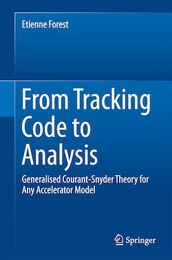 From Tracking Code to Analysis