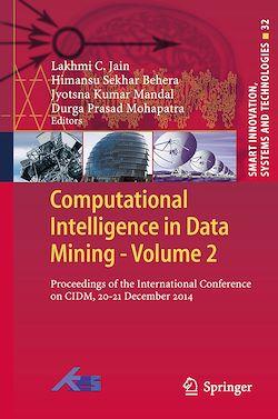 Computational Intelligence in Data Mining - Volume 2
