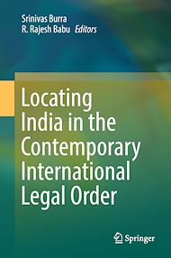 Download the eBook: Locating India in the Contemporary International Legal Order