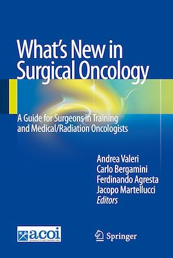 What's New in Surgical Oncology