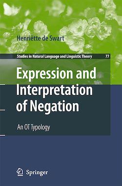 Expression and Interpretation of Negation