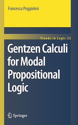 Gentzen Calculi for Modal Propositional Logic