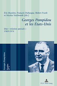 Téléchargez le livre :  Georges Pompidou et les États-Unis