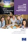 Télécharger le livre :  ETINED - Volume 5 - South-East European Project on Policies for Academic Integrity