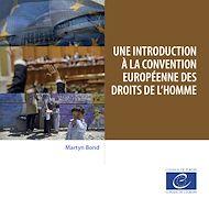 Téléchargez le livre :  Une introduction à la Convention européenne des droits de l'homme