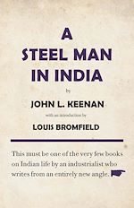 Téléchargez le livre :  A Steel Man in India