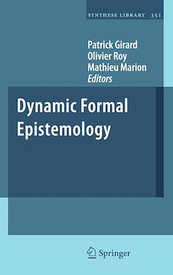 Dynamic Formal Epistemology