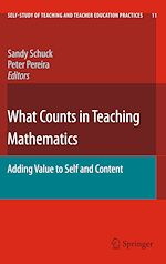 Download this eBook What Counts in Teaching Mathematics