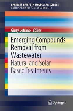 Emerging Compounds Removal from Wastewater
