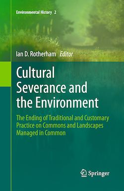 Cultural Severance and the Environment