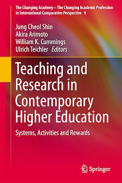 Teaching and Research in Contemporary Higher Education