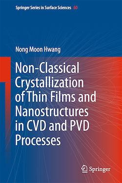 Non-Classical Crystallization of Thin Films and Nanostructures in CVD and PVD Processes