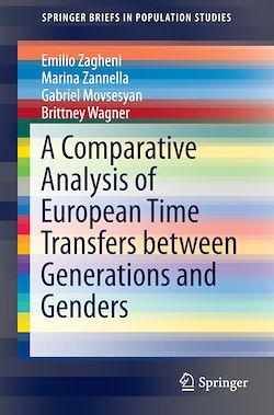 A Comparative Analysis of European Time Transfers between Generations and Genders